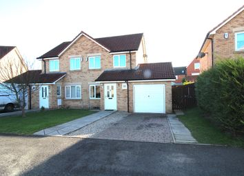 Thumbnail 3 bed semi-detached house for sale in Maple Drive, Widdrington Morpeth