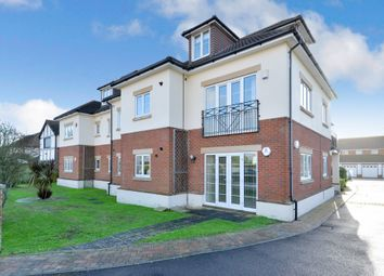 Thumbnail 2 bed flat for sale in Barton Wood Road, Barton On Sea, New Milton