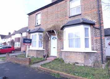 Thumbnail 2 bedroom flat to rent in Days Lane, Sidcup