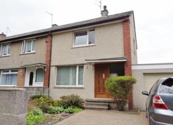 Thumbnail 2 bed end terrace house to rent in Warout Road, Glenrothes