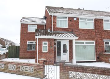 Thumbnail 4 bed semi-detached house for sale in Westborough Way, Hull