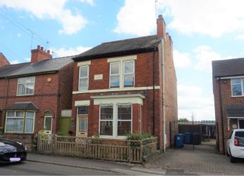 Thumbnail 3 bed detached house for sale in Littleover Lane, Derby