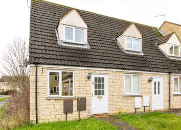 Thumbnail 1 bed semi-detached house to rent in Avocet Way, Bicester