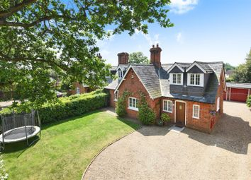 Thumbnail 4 bedroom semi-detached house for sale in Cricket Hill, Finchampstead, Berkshire