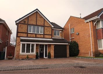 Thumbnail 4 bed detached house for sale in Windmill Court, Barnsley