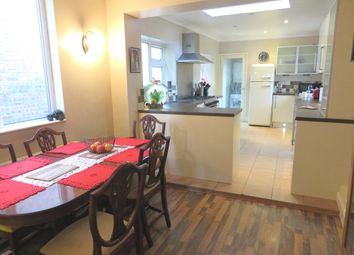 Thumbnail 3 bed detached house for sale in Elm Road, March