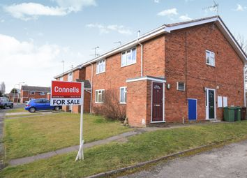 Thumbnail 1 bedroom flat for sale in Peach Road, Off Broad Lane North, Wednesfield/ Willenhall