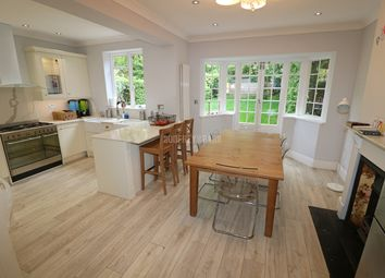 Thumbnail 4 bed terraced house for sale in Hill Top, London