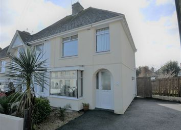 Thumbnail 3 bed end terrace house for sale in Dracaena Place, Falmouth