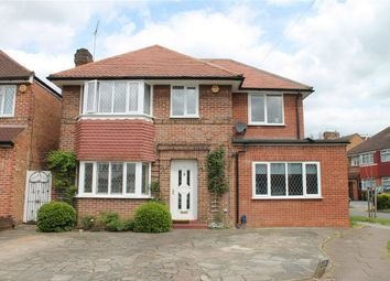 Thumbnail 5 bed detached house for sale in Watersfield Way, Edgware, Middlesex