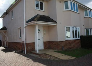 Thumbnail 2 bedroom flat to rent in Church Lane, Hilton, Huntingdon