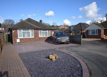 Thumbnail 2 bed detached bungalow for sale in Warwick Road, Ash Vale