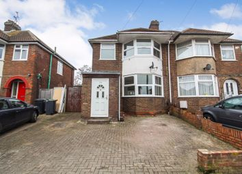3 bed semi-detached house to rent in Clevedon Road, Luton LU2