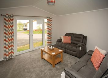 Thumbnail 2 bedroom lodge for sale in Kirkgate, Cambridgeshire