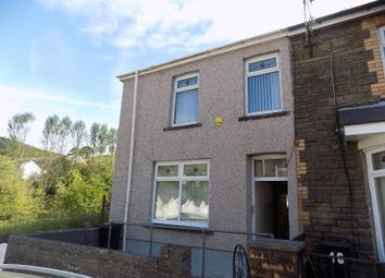 Thumbnail 3 bed terraced house for sale in Matthews Street, Glyncorrwg, Port Talbot, Neath Port Talbot.