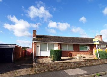 Thumbnail 2 bed bungalow for sale in Buckfast Close, Wigston, Leicester, Leicestershire