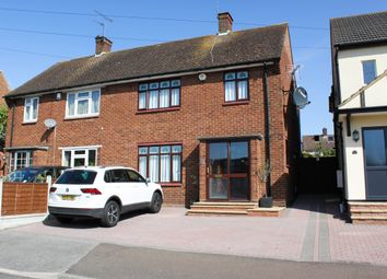Thumbnail Semi-detached house for sale in Kirby Close, Loughton
