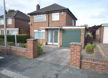Thumbnail 3 bed detached house to rent in Springcroft, Parkgate, Neston