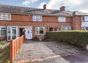 Thumbnail 2 bed terraced house for sale in Elmwood Road, Erdington, Birmingham