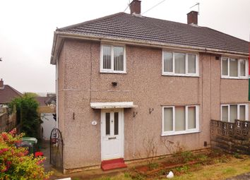 Thumbnail 3 bed semi-detached house to rent in Letterston Road, Rumney, Cardiff