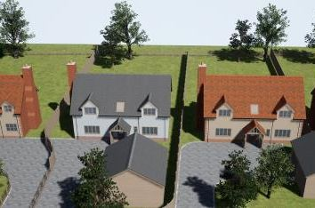 Thumbnail 3 bed detached house for sale in Hunger Hill, East Stour, Gillingham