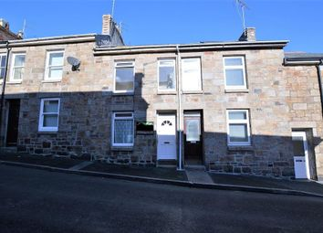 Thumbnail 2 bed terraced house for sale in St Francis Street, Penzance, Cornwall