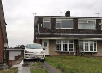 Thumbnail 3 bed semi-detached house to rent in Craig Road, Heaton Mersey, Stockport