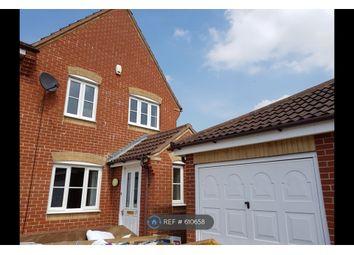 Thumbnail 3 bedroom end terrace house to rent in Elan Close, Wymondham