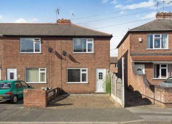 Thumbnail 2 bed terraced house for sale in Mill Road, Stapleford, Nottingham, Nottinghamshire
