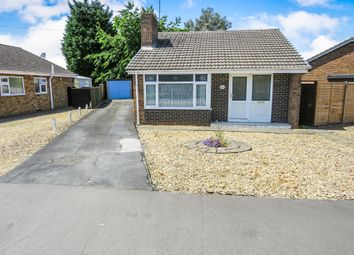 Thumbnail 2 bed detached bungalow for sale in Belgrave Road, Spalding