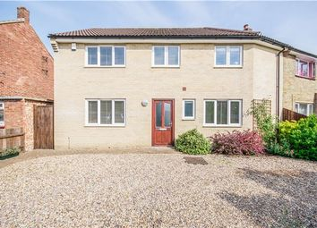 Thumbnail 4 bedroom end terrace house for sale in Whitehill Road, Cambridge