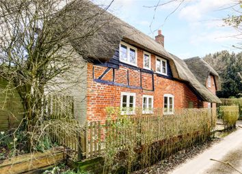 Thumbnail 4 bed detached house for sale in West Grafton, Marlborough, Wiltshire
