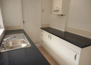 Thumbnail 2 bedroom terraced house for sale in Salisbury Street, Stoke-On-Trent