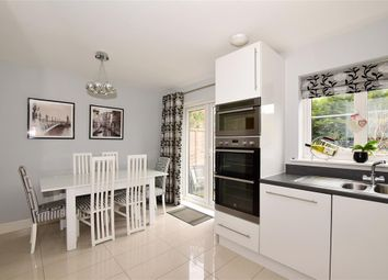 Thumbnail 4 bed terraced house for sale in Pinewood Close, Leybourne, West Malling, Kent