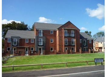 Thumbnail 2 bed flat for sale in Flat 10, 26 Paling Close, Wellingborough, Northamptonshire