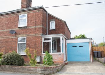 Thumbnail 3 bedroom semi-detached house for sale in Buller Road, Leiston