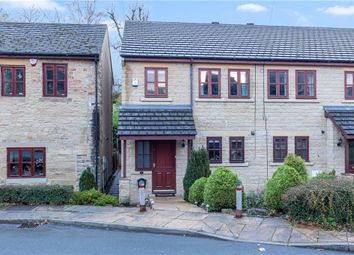 Thumbnail 3 bed end terrace house for sale in Valley Court, New Lane, Drighlington, Bradford