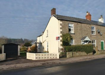 Thumbnail 2 bed end terrace house for sale in Allaston Road, Lydney