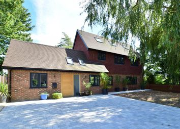 Thumbnail 4 bed detached house for sale in Green Lane, Trottiscliffe, West Malling, Kent