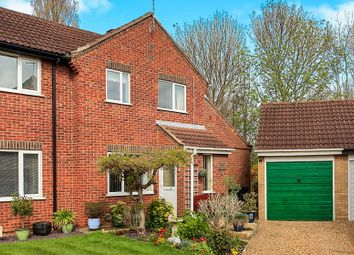 Thumbnail 4 bed semi-detached house for sale in Sevenacres, Orton Brimbles, Peterborough