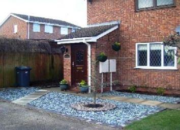 Thumbnail 1 bed flat to rent in Mountbatten Close, Stretton, Burton-On-Trent