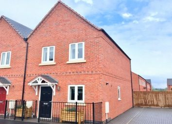 Thumbnail 3 bed property to rent in Windmill Road, Loughborough, Leicestershire
