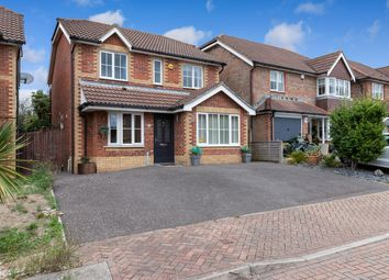 Thumbnail 3 bed detached house for sale in Beatrice Hills Close, Kennington, Ashford