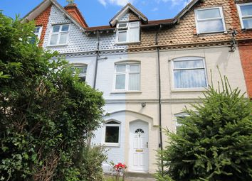 Thumbnail 3 bed terraced house for sale in London Road, Newbury