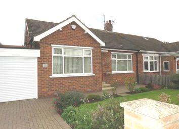 Thumbnail 2 bed semi-detached bungalow for sale in Mallard Lane, Norton, Stockton-On-Tees