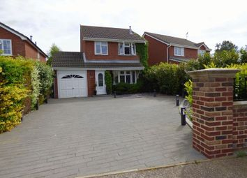 Thumbnail 3 bedroom detached house for sale in Airedale, Carlton Colville, Lowestoft
