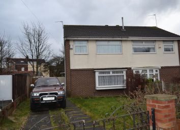 Thumbnail 2 bedroom semi-detached house to rent in Johnston Avenue, Bootle, Liverpool