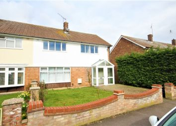 Thumbnail 4 bed property to rent in Holden Road, Basildon