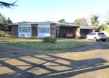 Thumbnail 4 bed detached bungalow for sale in Haylings Road, Leiston, Suffolk
