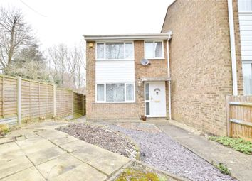 Thumbnail 3 bed terraced house to rent in Dunster Road, Hemel Hempstead, Hertfordshire